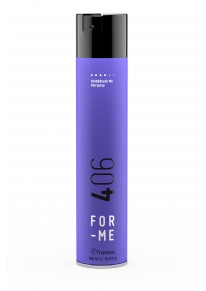 406 HOLD&BRUSH ME HAIRSPRAY (500ml)
